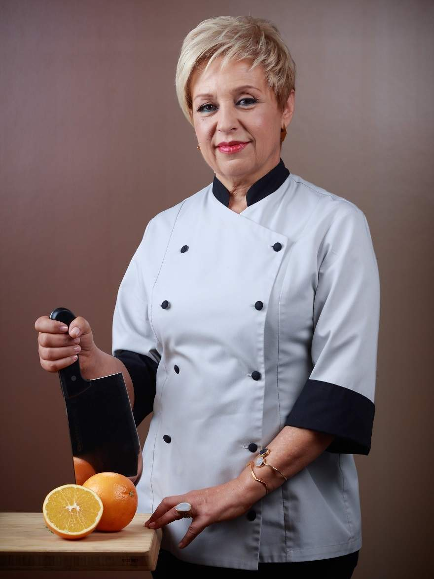 Susi Díaz, juez de 'Top Chef' - 880x