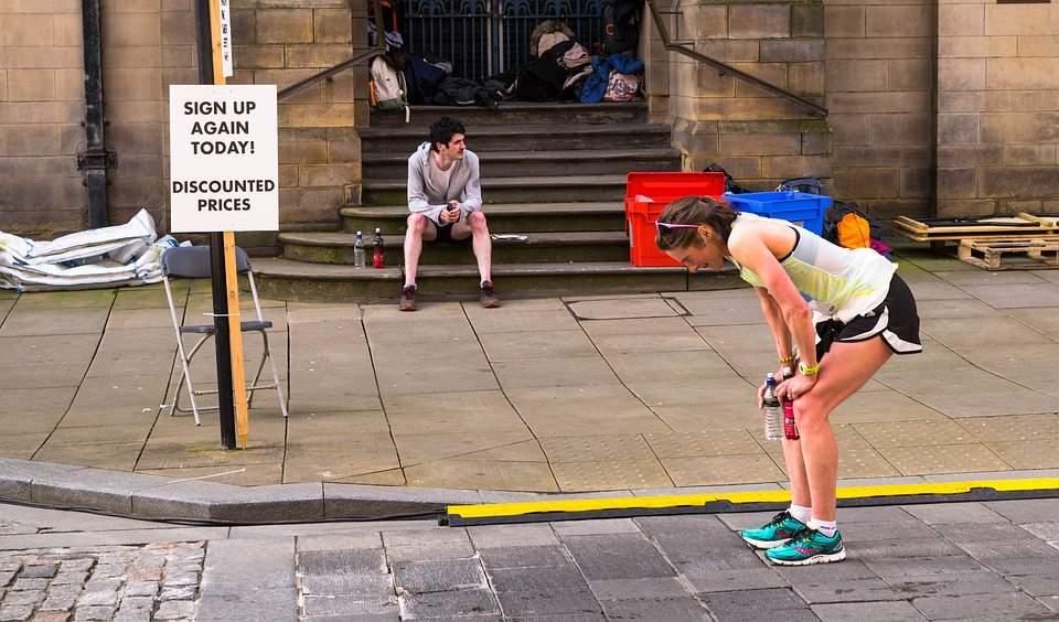 Correr maratones puede llevar a una afección renal