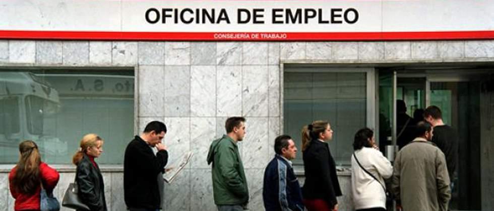 El n mero de desempleados sube en personas en enero for Numero de la oficina del inem