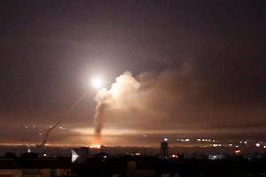 Grave enfrentamiento entre Israel e Irán en Siria