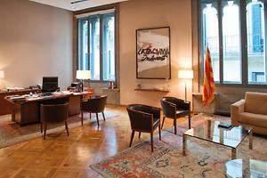 Puigdemont pide a Torra que no use su despacho de la Generalitat