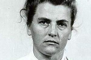 Mandel, la Bestia de Auschwitz, una antijudía sedienta de sangre
