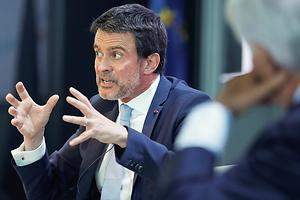 Los números de Manuel Valls