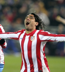 Radamel Falcao (Atlético de Madrid)