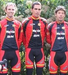 Valverde, Contador y Freire