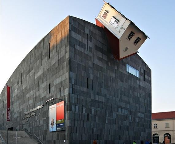 'House Attack' en Viena, Austria