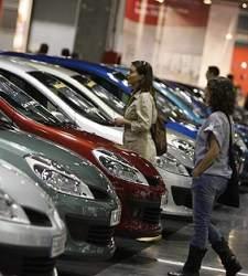 Las <b>ventas de coches</b> caen un 8,2% en mayo y se acercan a los niveles de Marruecos