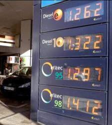 Competencia sitúa a España entre los países de la UE con el combustible más caro