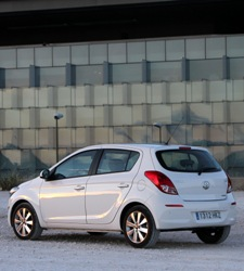 Novedades en Hyundai: el i20 se remodela y llega el i30 CW