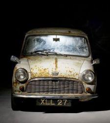 Un ejemplar oxidado de los primeros Mini alcanza un precio de 50.000 euros