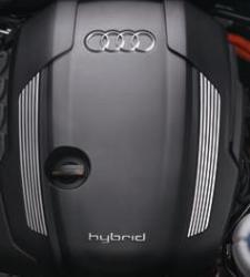 Audi, a por el liderato en híbridos <i>premium</i>