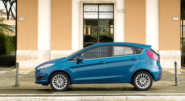 7d2935f6ca5 Ford Fiesta 2013  no es nuevo