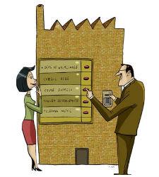 laboral menu