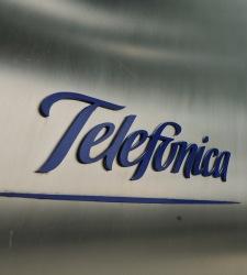 Logo de telefónica