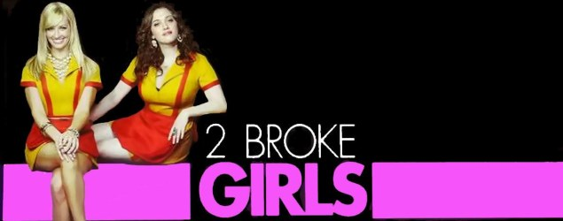 Dos chicas sin blanca - Two broke girls