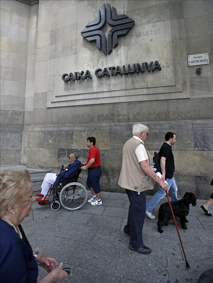 Catalunya banc asegura que su proceso de subasta est for Catalunya banc oficinas