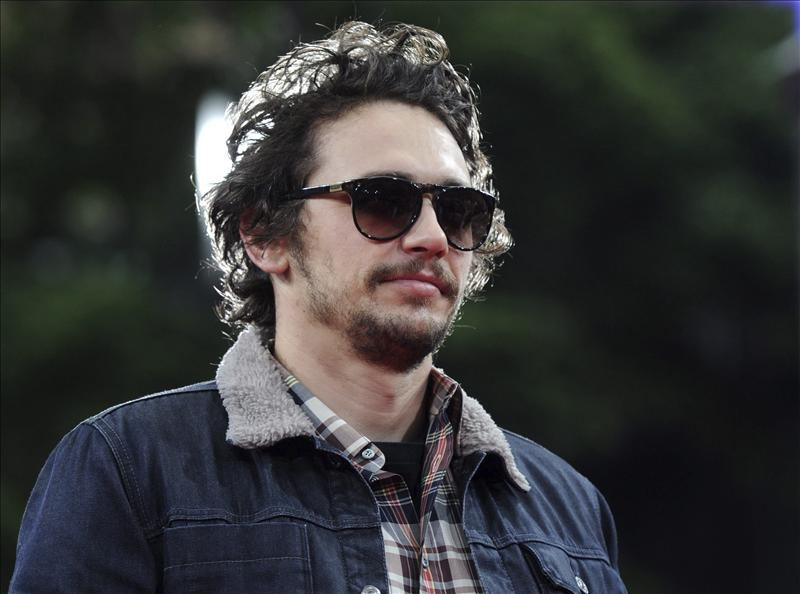 cffe3e11370 James Franco recibe su estrella en el Paseo de la Fama de Hollywood