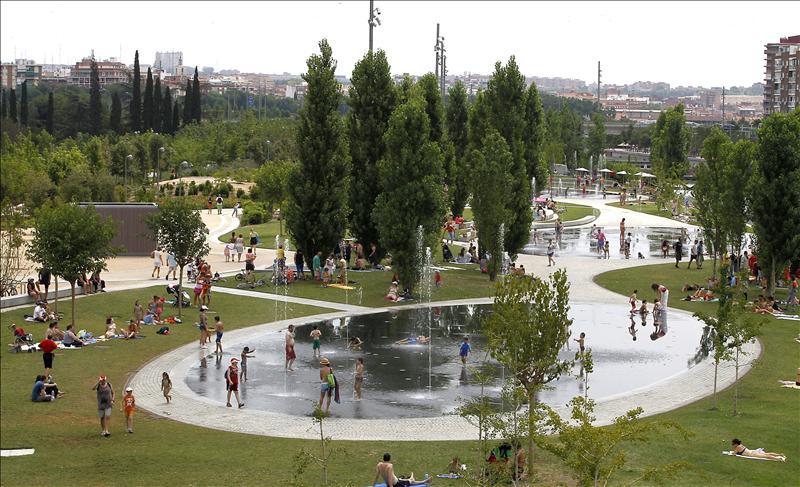 El ayuntamiento de madrid destina 3 9 millones para for Vivero del parque