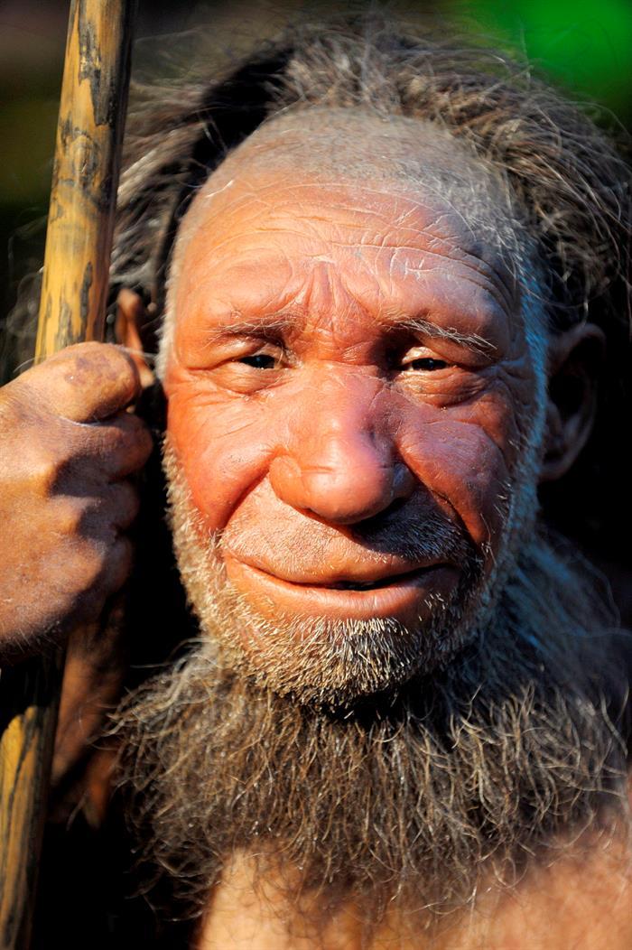 Resultado de imagen de La cara de un africano de hace 100.000 años