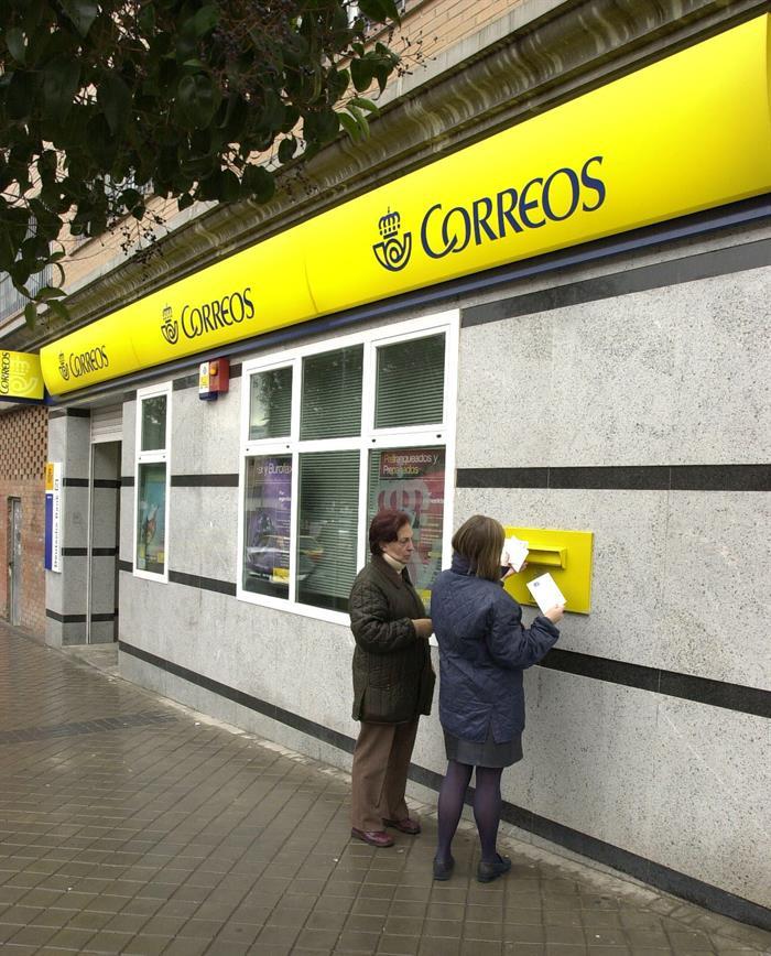 El 50 del personal de correos en rivas inicia una huelga for Oficina de correos rivas vaciamadrid