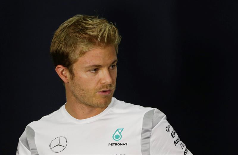 Rosberg: Soy consciente de que soy líder, pero me concentro en cada carrera