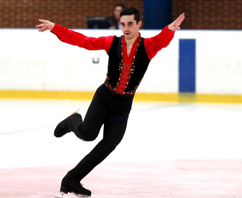 javier fernández patinador video