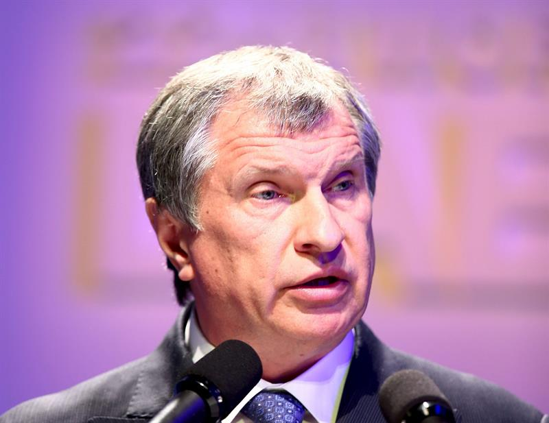 Rusia privatiza el 19,5% de Rosneft, la mayor petrolera del país, por 10.500 millones