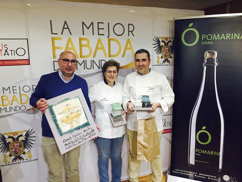 La mejor fabada fuera de Asturias se come en Murcia, Madrid y Toledo
