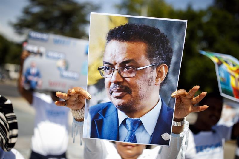 Los candidatos etíope y británico pasan la fase final de elección a director general de la OMS