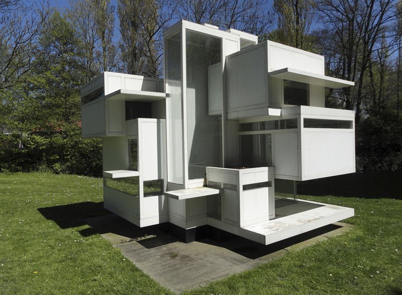 Holanda recupera la visi n radical de la arquitectura del for Todo sobre arquitectura
