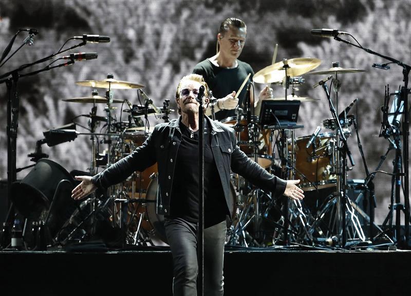 U2 agota entradas en Madrid y anuncia un segundo concierto el 21 de septiembre