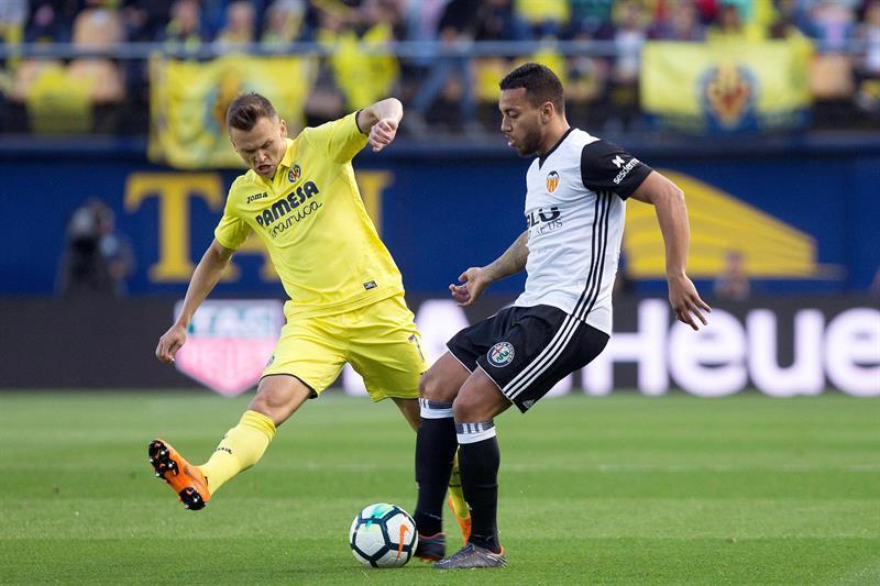6794df1c1aae3 El Villarreal se mete en la Liga Europa ante un Valencia de  Champions  -  EcoDiario.es
