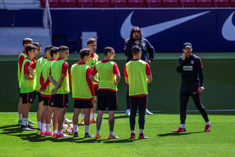 ef340a676cd91 Así llegan los 19 jugadores del Atlético a la final - EcoDiario.es