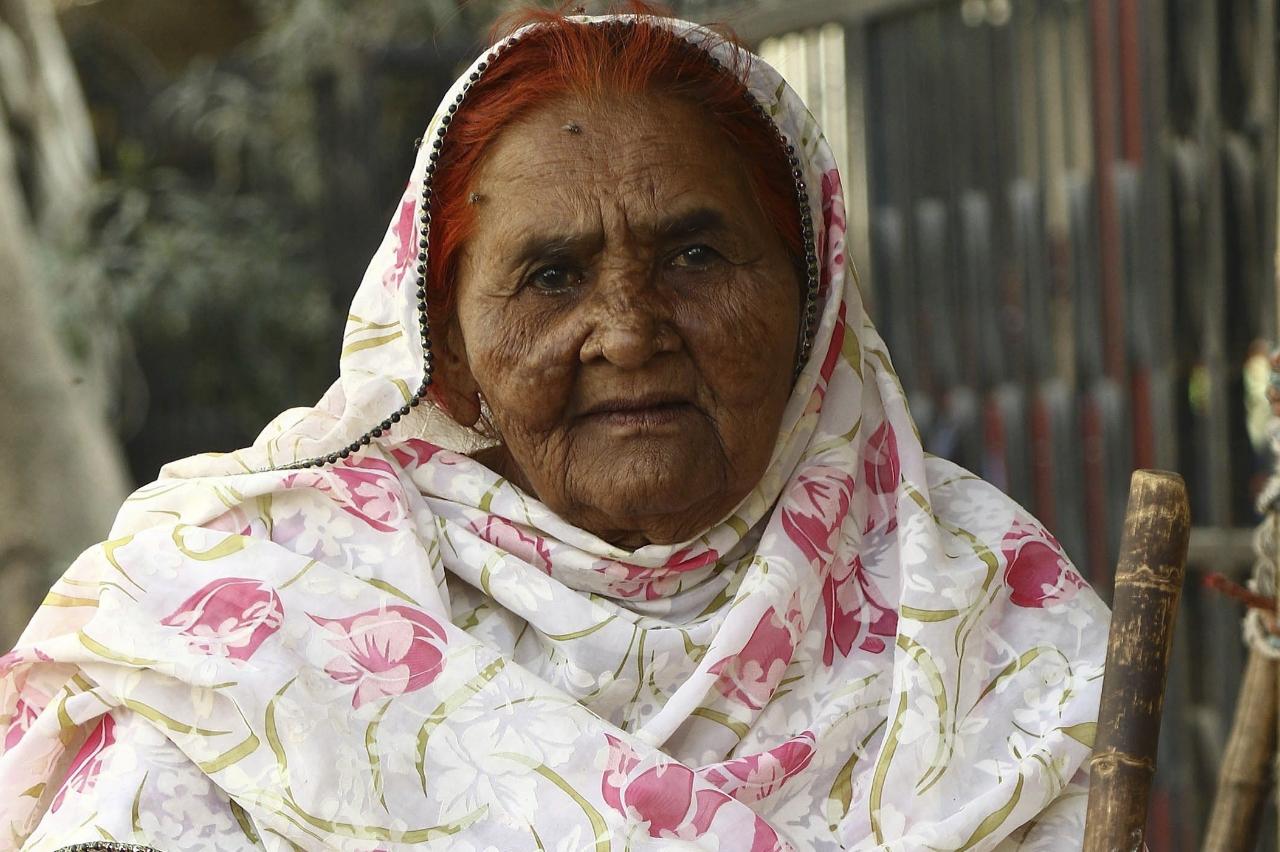 El Día de la Mujer, en Pakistán