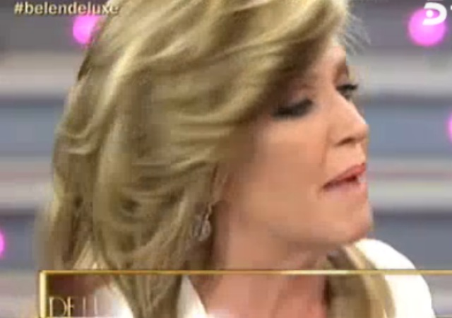 Charlie y Fran, los respectivos maridos de Lydia Lozano y Belén Esteban han sido el motivo de la mayor bronca que ha presenciado la audiencia de 'Sálvame ... - bronca-belenlidia