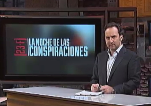 Los fantasmas del 23-F, el domingo en \'Cuarto Milenio\' - Ecoteuve.es