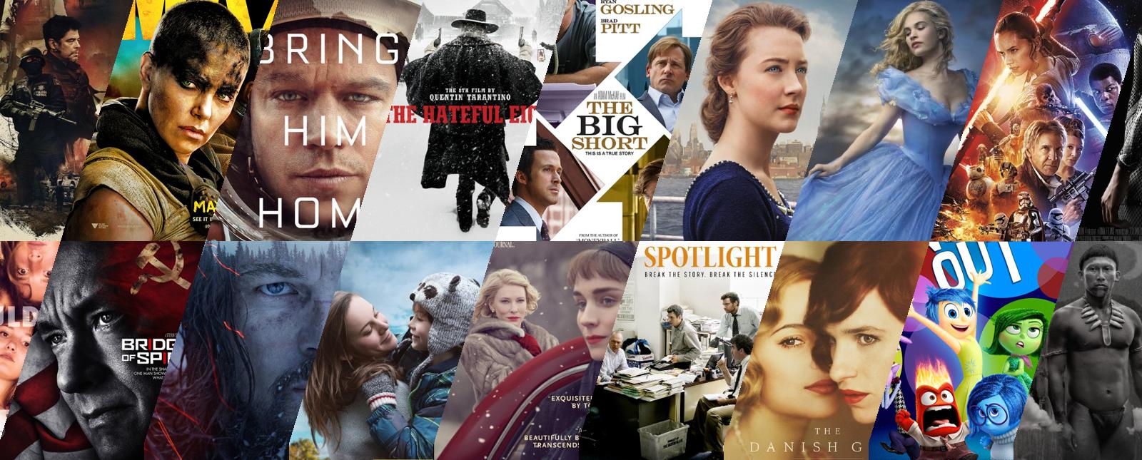 Oscars 2016 Nominaciones
